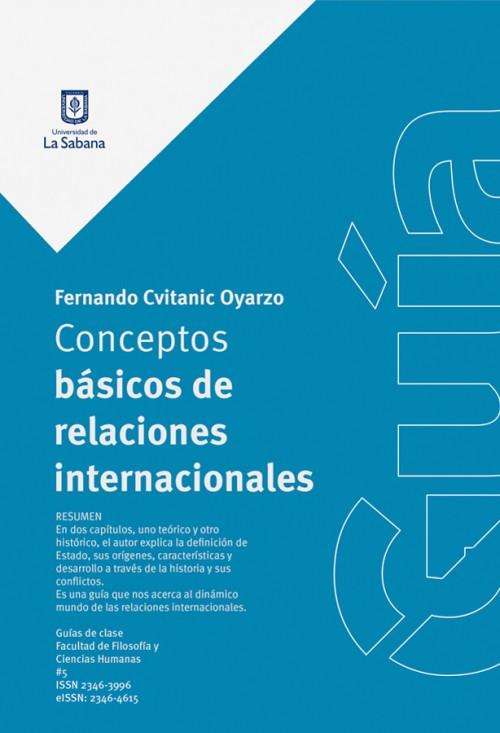 CONCEPTOS BASICOS DE RELACIONES INTERNACIONALES