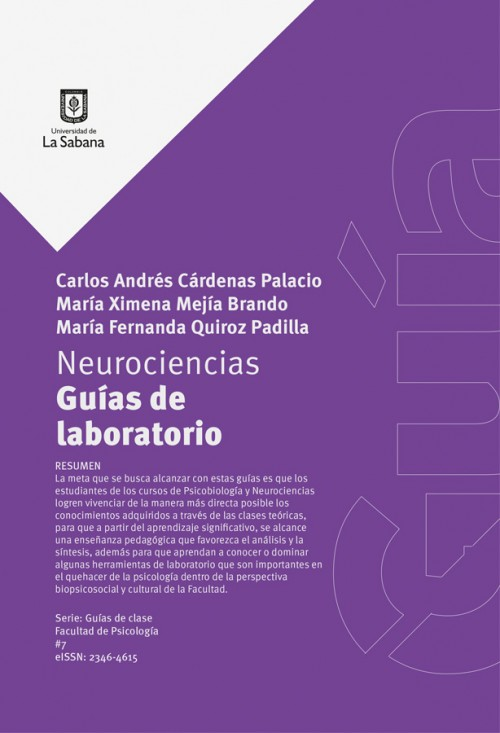 NEUROCIENCIAS GUÍAS DE LABORATORIO