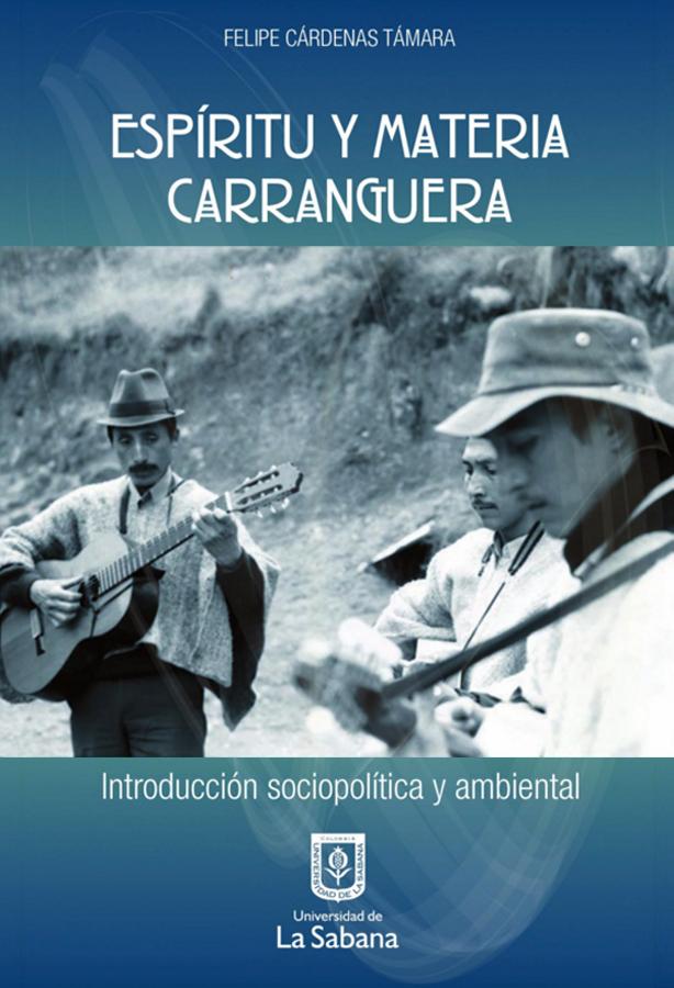 ESPIRITU Y MATERIA CARRANGUERA