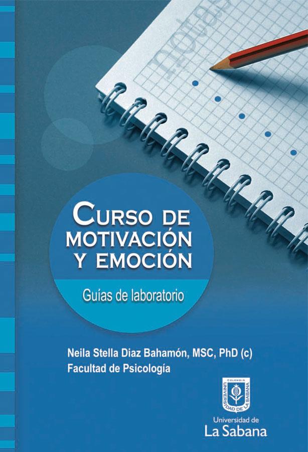CURSO DE MOTIVACIÓN Y EMOCIÓN