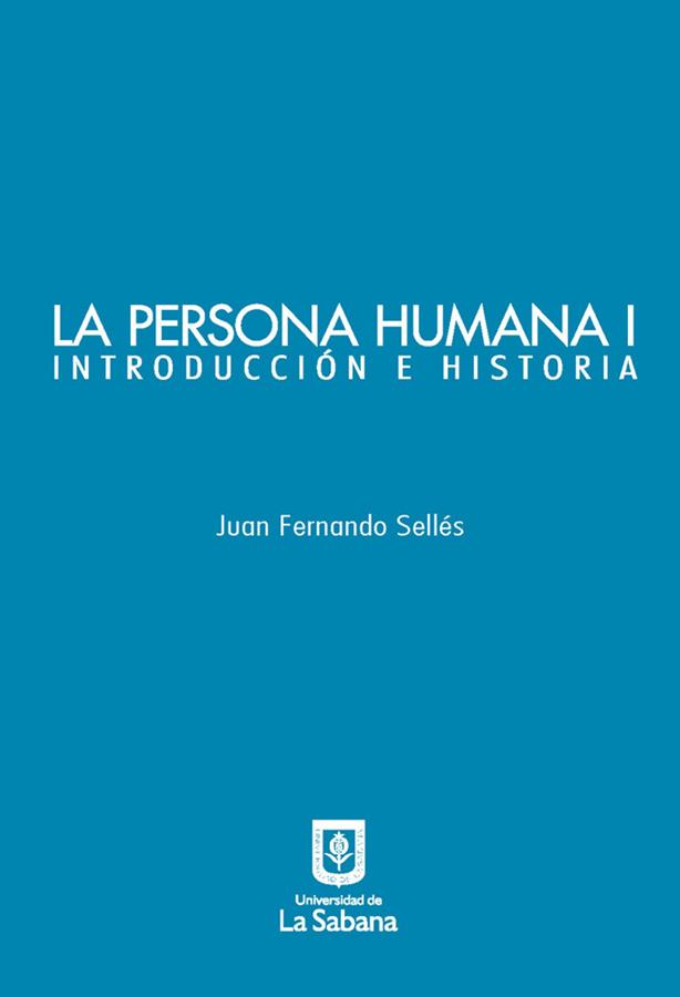 LA PERSONA HUMANA I