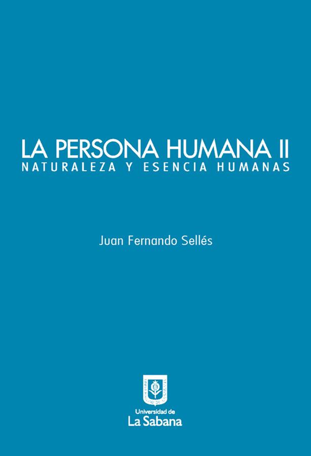 LA PERSONA HUMANA II