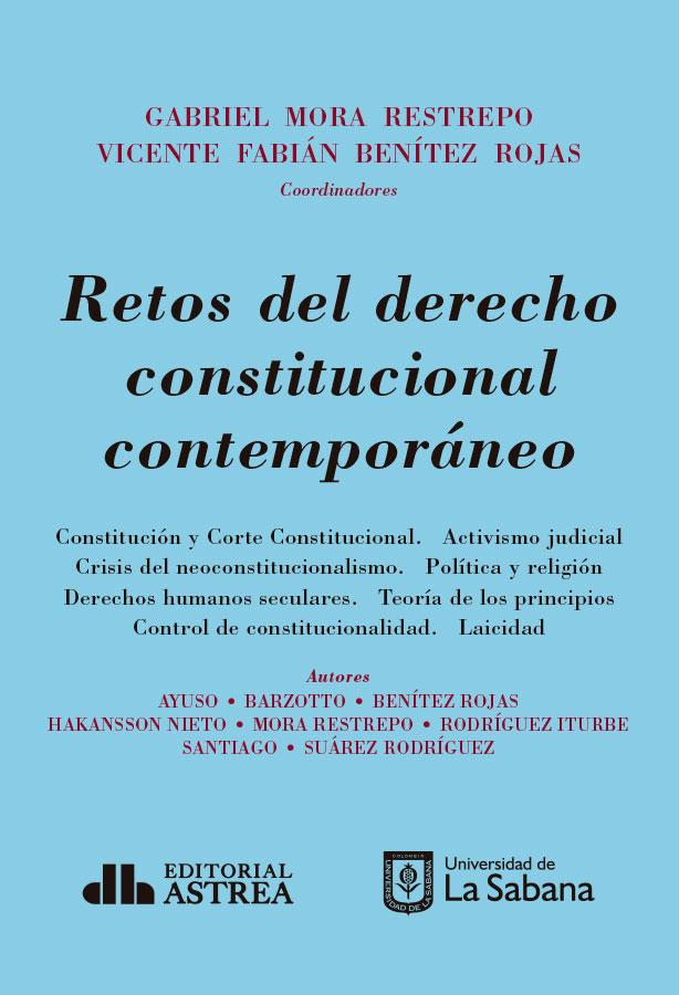 RETOS DEL DERECHO CONSTITUCIONAL CONTEMPORANEO