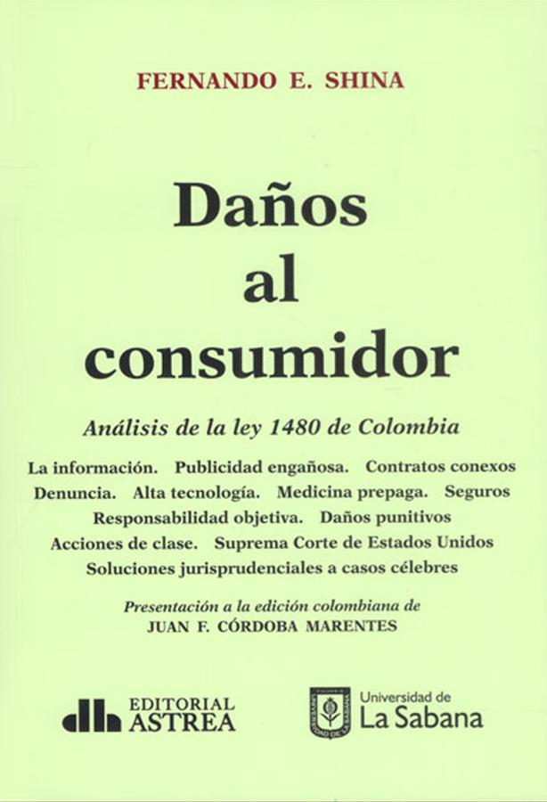 DAÑOS AL CONSUMIDOR